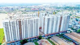 Phập phù thị trường bất động sản