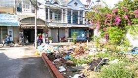 Đau đầu vấn nạn xả rác bừa bãi