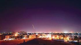 Israel không kích Syria - Đòn thăm dò mở màn bão lửa