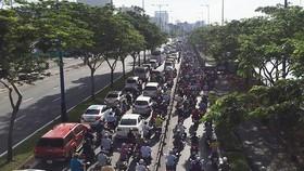 Cân nhắc dự án buýt nhanh BRT TPHCM