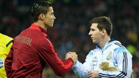 Ronaldo không bao giờ xem Messi là kình địch