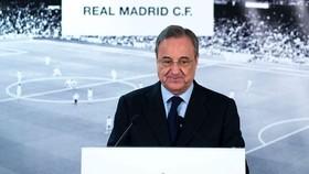 Chủ tịch Florentino Perez.