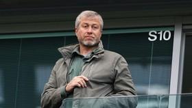 Ông chủ người Nga Roman Abramovich của Chelsea.