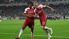 Arsenal - FK Qarabag: Dự bị lập công (Cập nhật lúc 21g)