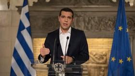 Thủ tướng Hy Lạp Alexis Tsipras. Ảnh: Greece.greekreporter