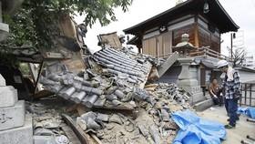 Động đất 6,1 độ Richter ở Nhật Bản, ít nhất 3 người thiệt mạng và hơn 200 người bị thương