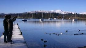 Hồ Windermere. Ảnh: Lake District Tours