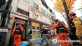 Hỏa hoạn ở thủ đô Seoul, ít nhất 7 người thiệt mạng