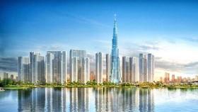 Phối cảnh dự án Vinhomes Tân Cảng