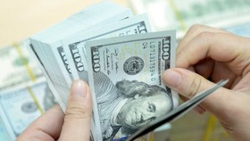 Giá USD tại nhiều ngân hàng sáng nay vẫn tăng