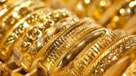 Giá vàng tặng nhẹ do đồng USD chững đà tăng. (Ảnh minh họa: KT)