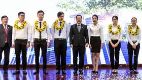 """120 sinh viên tham gia """"học kỳ Sacombank 2018"""""""