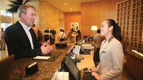 Các khách sạn 4 – 5 sao luôn là lựa chọn ưu tiên của khách quốc tế khi đến TPHCM.