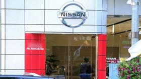 Phòng trưng bày xe ô tô Nissan ở Seoul (Hàn Quốc). (Nguồn: AFP/TTXVN)