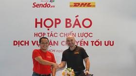 Sen Đỏ hợp tác cùng DHL