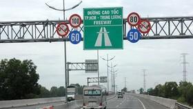 Dự án cao tốc TP.HCM- Trung Lương (Báo Đầu tư)