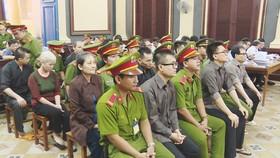 Xét xử 12 bị cáo hoạt động lật đổ chính quyền: Nguyen James Han, Phan Angel bị đề nghị 14-16 năm tù
