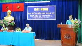 TPHCM đang tập trung giải quyết khiếu nại ở Khu đô thị mới Thủ Thiêm
