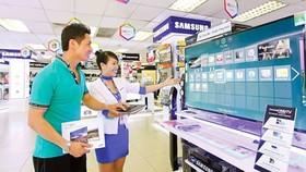 Samsung là tập đoàn có vốn đầu tư lớn tại Việt Nam.