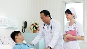 Chất lượng các ngành đào tạo bác sĩ  được đặc biệt chú trọng