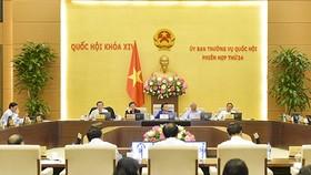 Ủy Ban Thường vụ Quốc hội ra thông báo về nhân sự