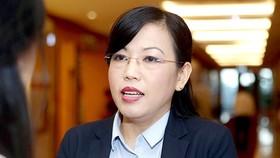 Bà Nguyễn Thanh Hải, Trưởng Ban Dân nguyện
