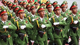 Chưa thể xác định cụ thể vị trí chức vụ có cấp bậc hàm trung tướng, thiếu tướng công an  