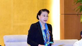 Quốc hội sẽ tiến hành công tác nhân sự ngay ngày đầu tiên của Kỳ họp thứ 6  
