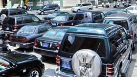 Năm 2016, số xe công tăng do mua mới, tiếp nhận là 2.166 chiếc với tổng nguyên giá 2.015,14 tỷ đồng
