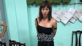 Bắt nhóm giả gái bán dâm đột nhập xe ô tô trộm hơn 200 triệu đồng