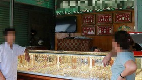 Trích xuất camera truy bắt tên cướp đột nhập trộm tiệm vàng gần 2,5 tỷ đồng