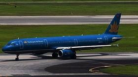 Lập tổ điều tra vụ máy bay dừng trên đường băng sau khi hạ cánh tại sân bay Vinh