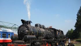 Khôi phục đầu máy hơi nước phục vụ du lịch trên tuyến đường sắt Huế - Đà Nẵng