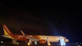 Đình chỉ tổ bay sau sự cố tại sân bay Buôn Ma Thuột