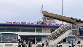 Nhiều chuyến bay đi/đến Huế bị ảnh hưởng do thời tiết xấu