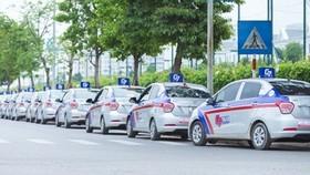 Liên minh taxi Việt cam kết không tăng giá giờ cao điểm