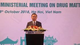 Ma túy vào Việt Nam tăng đột biến