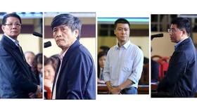 Xét xử vụ đại án đánh bạc: 2 cựu tướng công an nói lời sau cùng