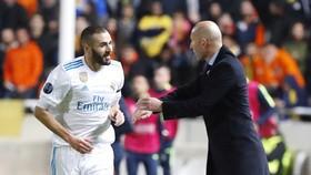 Benzema - Zidane, mối quan hệ như Hoàng Cái - Chu Du