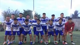 Đội bóng CFC Bình Dương