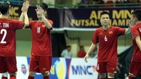 越南隊取得二連勝。