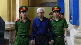 陳方平被提議判處無期徒刑