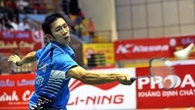 Tiến Minh không thể chiến thắng tại vòng 2 giải ở Thái Lan. Ảnh: NHẬT ANH