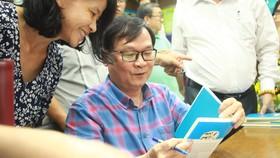 """Nhà văn Nguyễn Nhật Ánh gây hứng thú với """"Cảm ơn người lớn"""""""