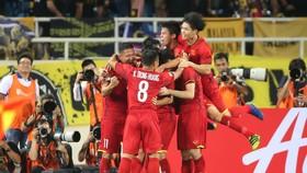 Đội tuyển Việt Nam được thưởng hơn 1 tỷ đồng