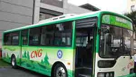 Two CNG depots to be set up to fuel 800 public buses in Vietnam