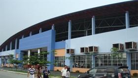 Largest garment, footwear raw materials center opens in Binh Duong