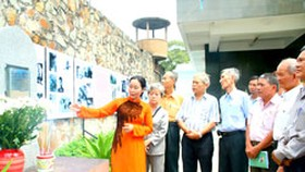 Phu Quoc jail exhibition in city