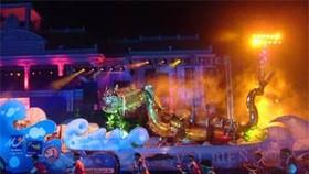 Nha Trang lights up for carnival