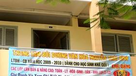 Bài 2: Mô hình không thu tiền tăng tiết của THPT Nguyễn Thái Bình: Học sinh hưởng lợi, nhà nước cấp bù